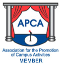 Member of the Association for the Promotion of Campus Activities