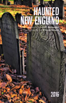 2016 Haunted New England Calendar by Jeff Belanger, photography by Frank Grace