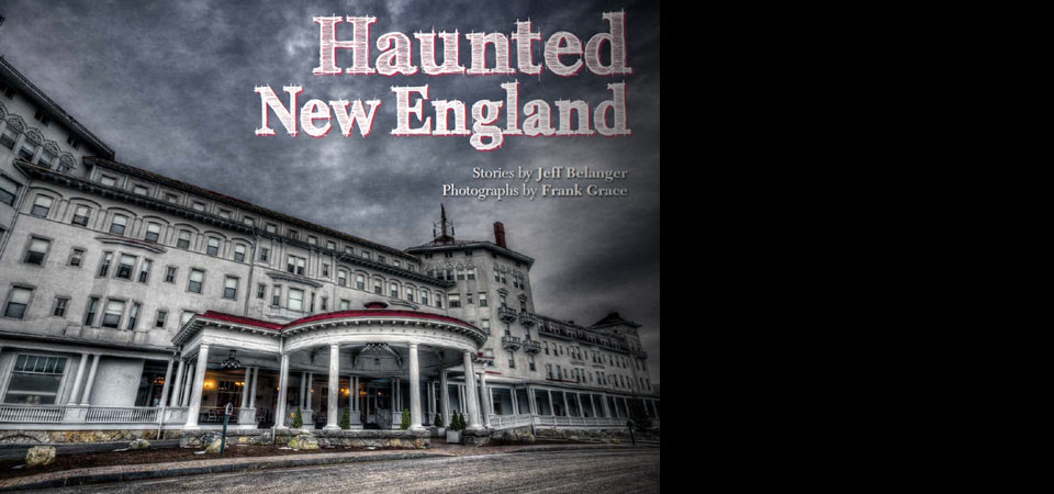2014 Haunted New England Wall Calendar