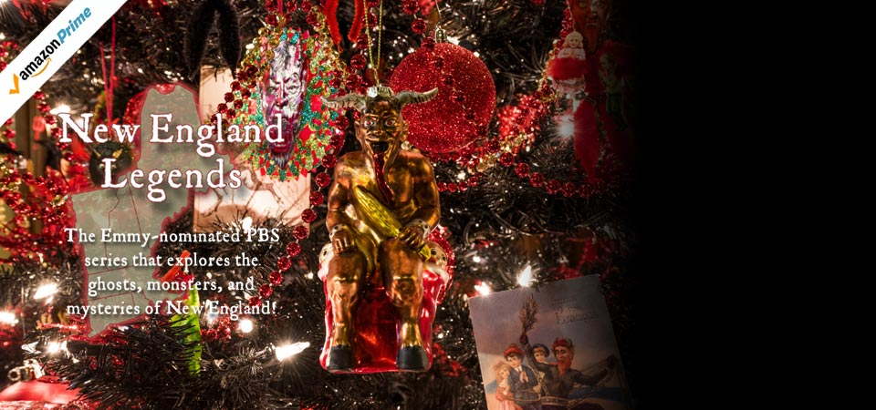 Creepy Christmas: Exploring the haunted history of Santa, Krampus, Belsnickel, and More