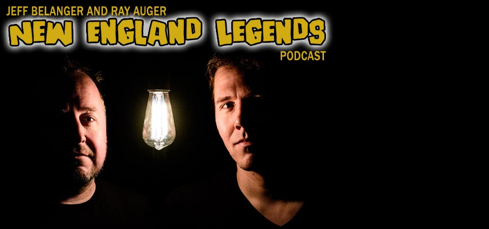 Jeff's New England Legends podcast is available everywhere