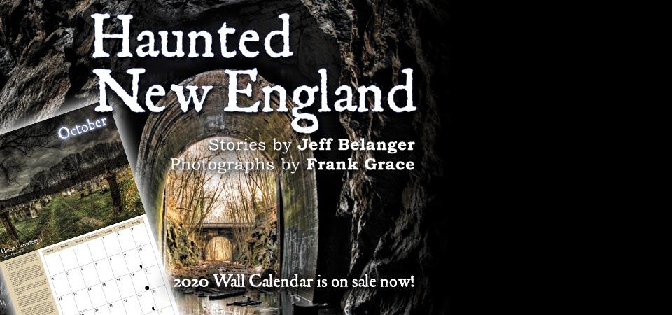 2020 Haunted New England Calendar